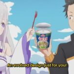 [NEW] Re:Zero − Starting Life in Another World x Cup Noodle Chinese Limited CM (2018) [ENG SUB]