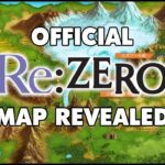 Official Re: Zero World Map Revealed